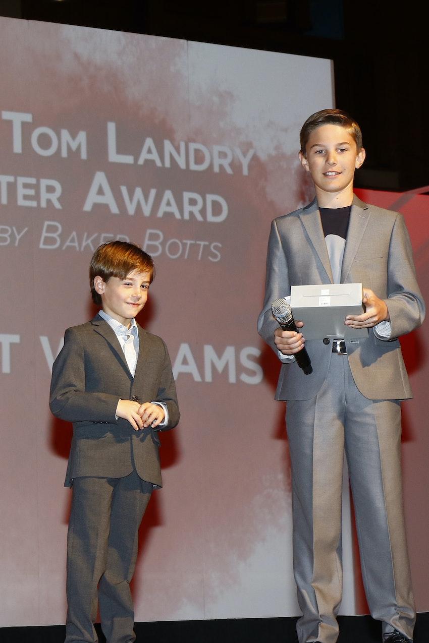 Bennett Williams & Luke Lange