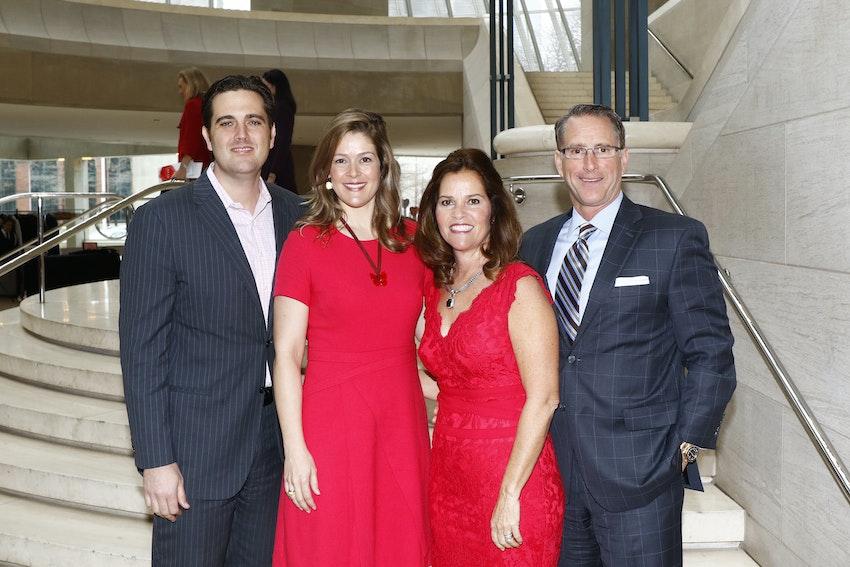 Erin & Kyle Ragsdale, Steve & Cindy Rigby