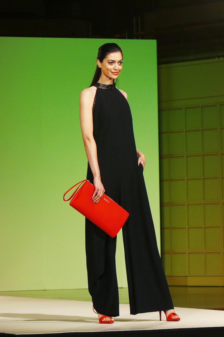 Fashion Show - Red Clutch