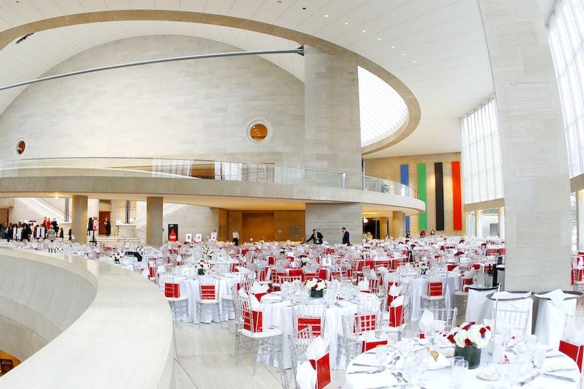 Luncheon Hall