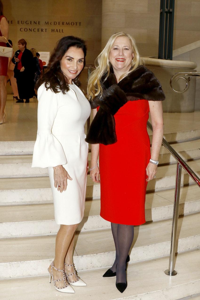 Rosalyn Colombo & Gina Betts