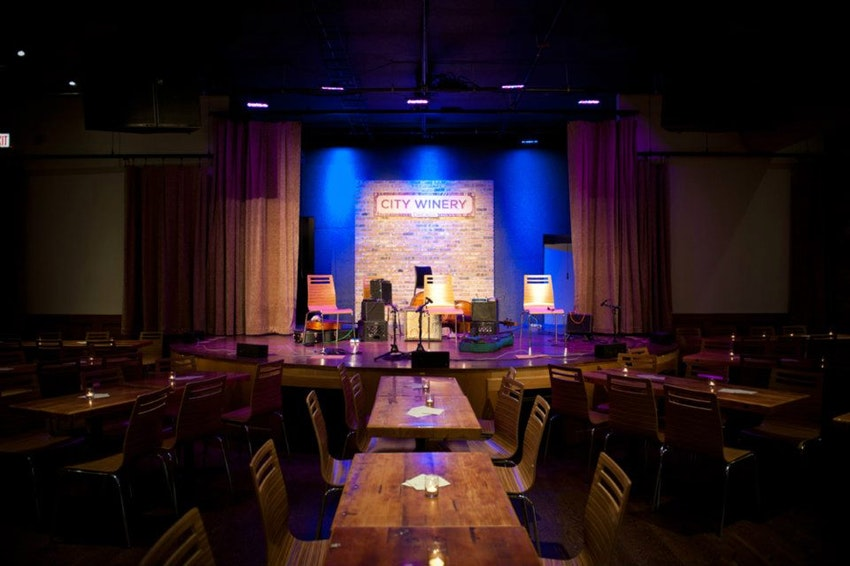 city winery chicago schedule buy tickets - 850×566