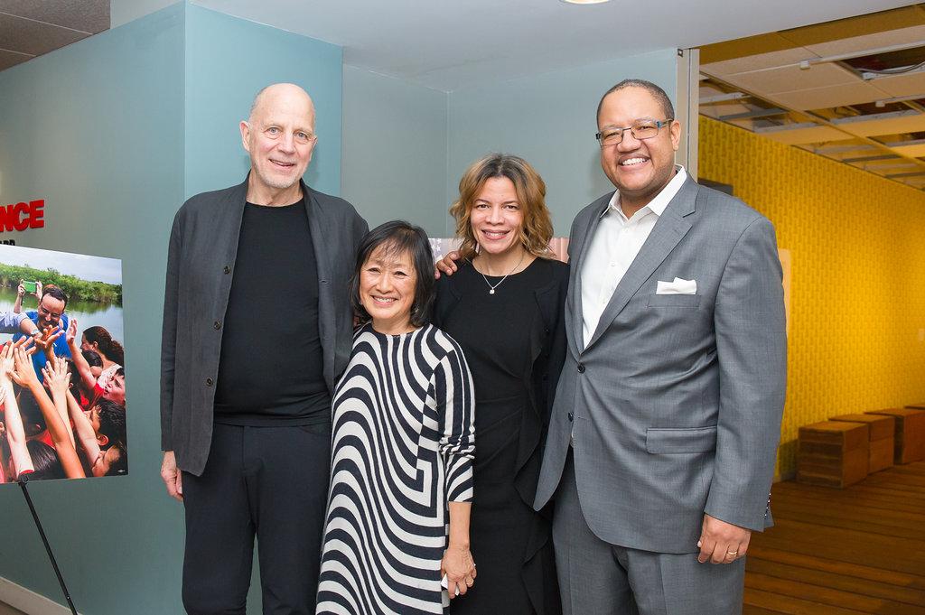 Obama Foundation Architect Meet + Greet - Nicole Marie Events