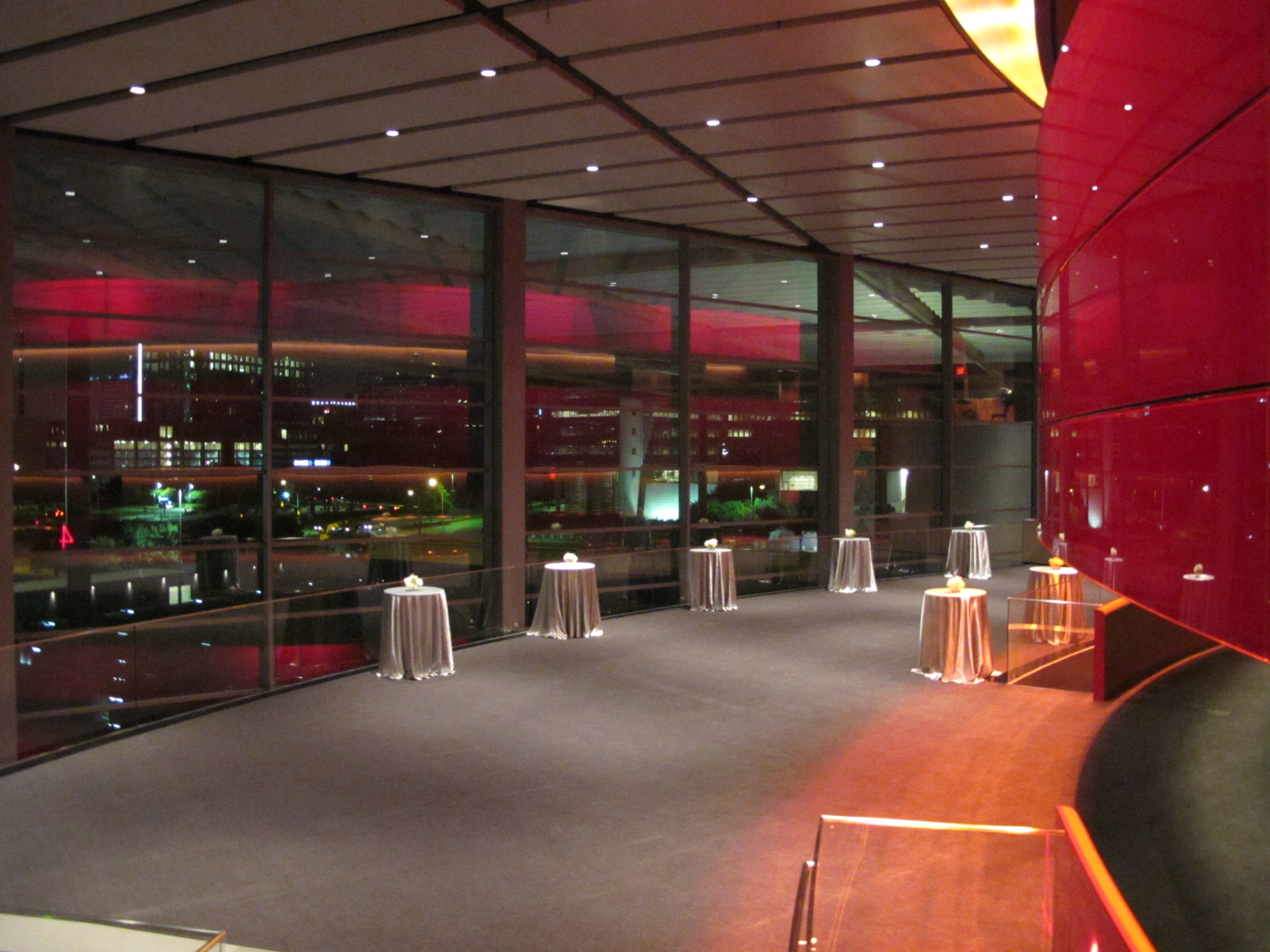 Skyline Terrace - Winspear Opera House