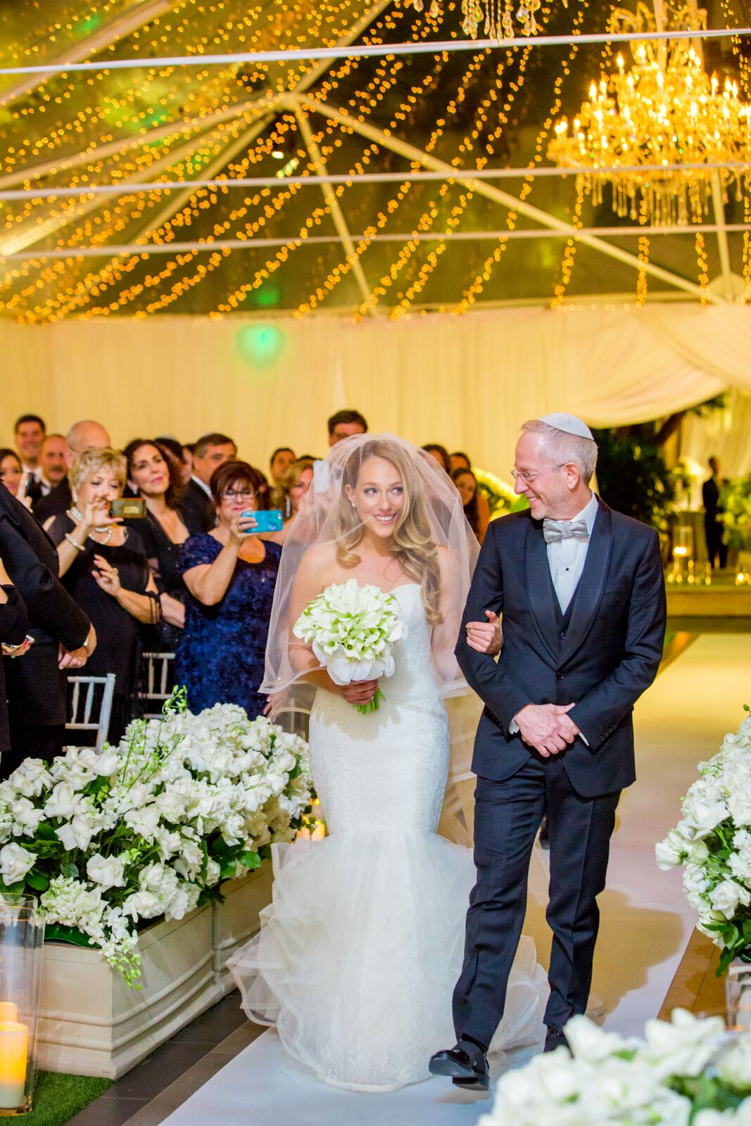 linda howard events dazzling tented wedding partyslate