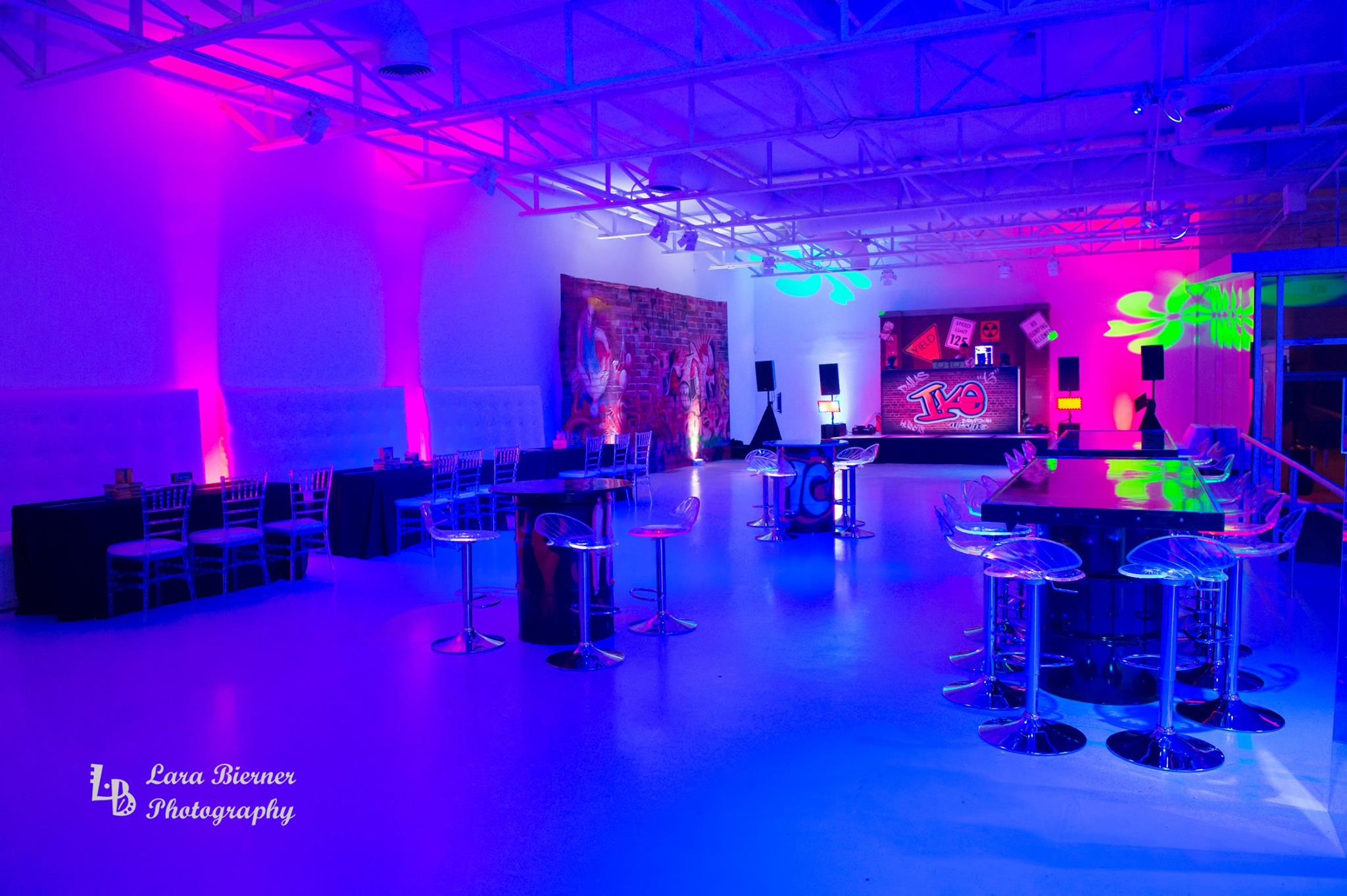 Graffiti Bar Mitzvah - RS Event Productions