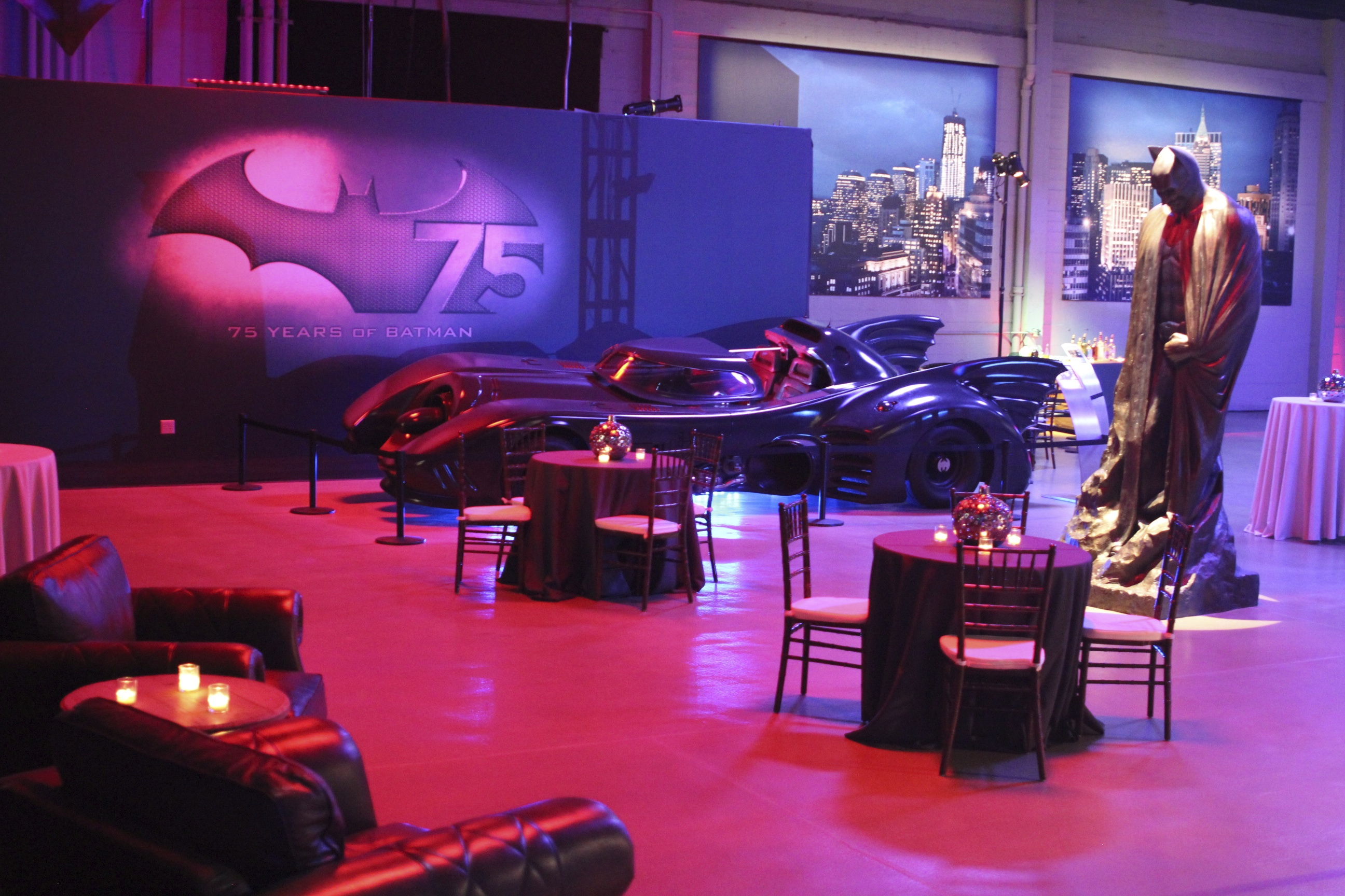 The Picture Car Vault: Not Your Average Garage - Warner Bros. Special Events