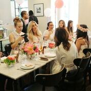 Baby Shower at Cafe Spiaggia - Spiaggia Restaurant and Lounge