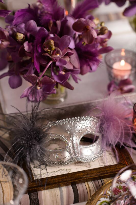 Mardi Gras Magic - A Perfect Event