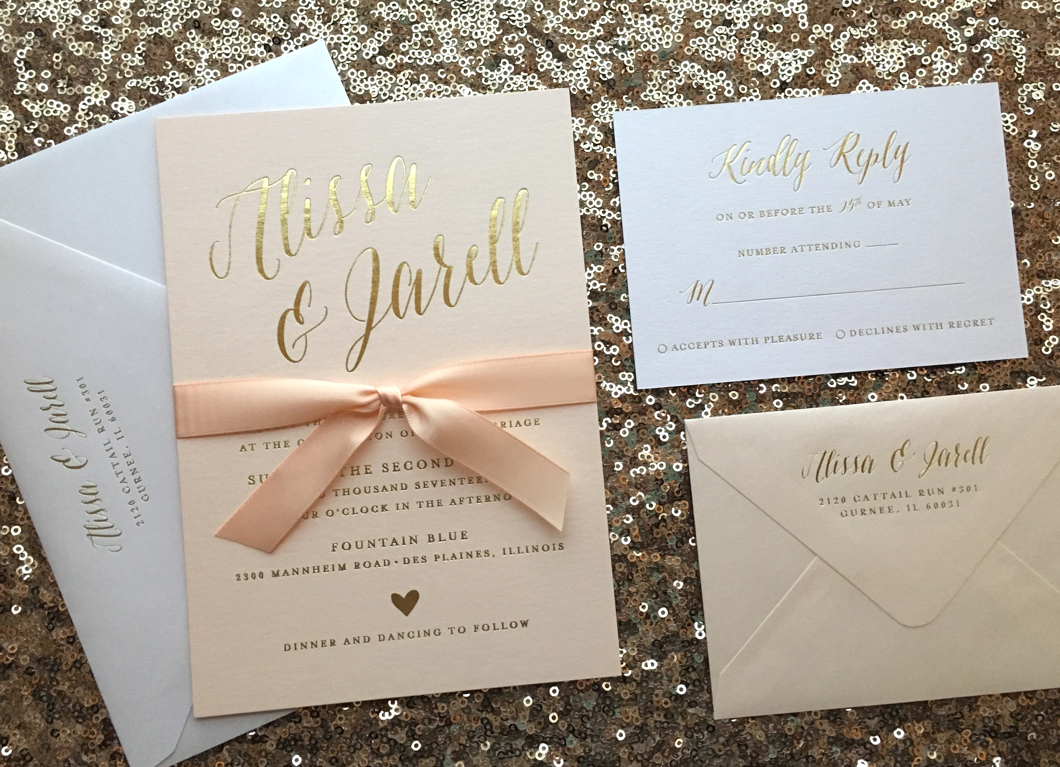 Posted by Invitation Architects - A Invitations & Print professional