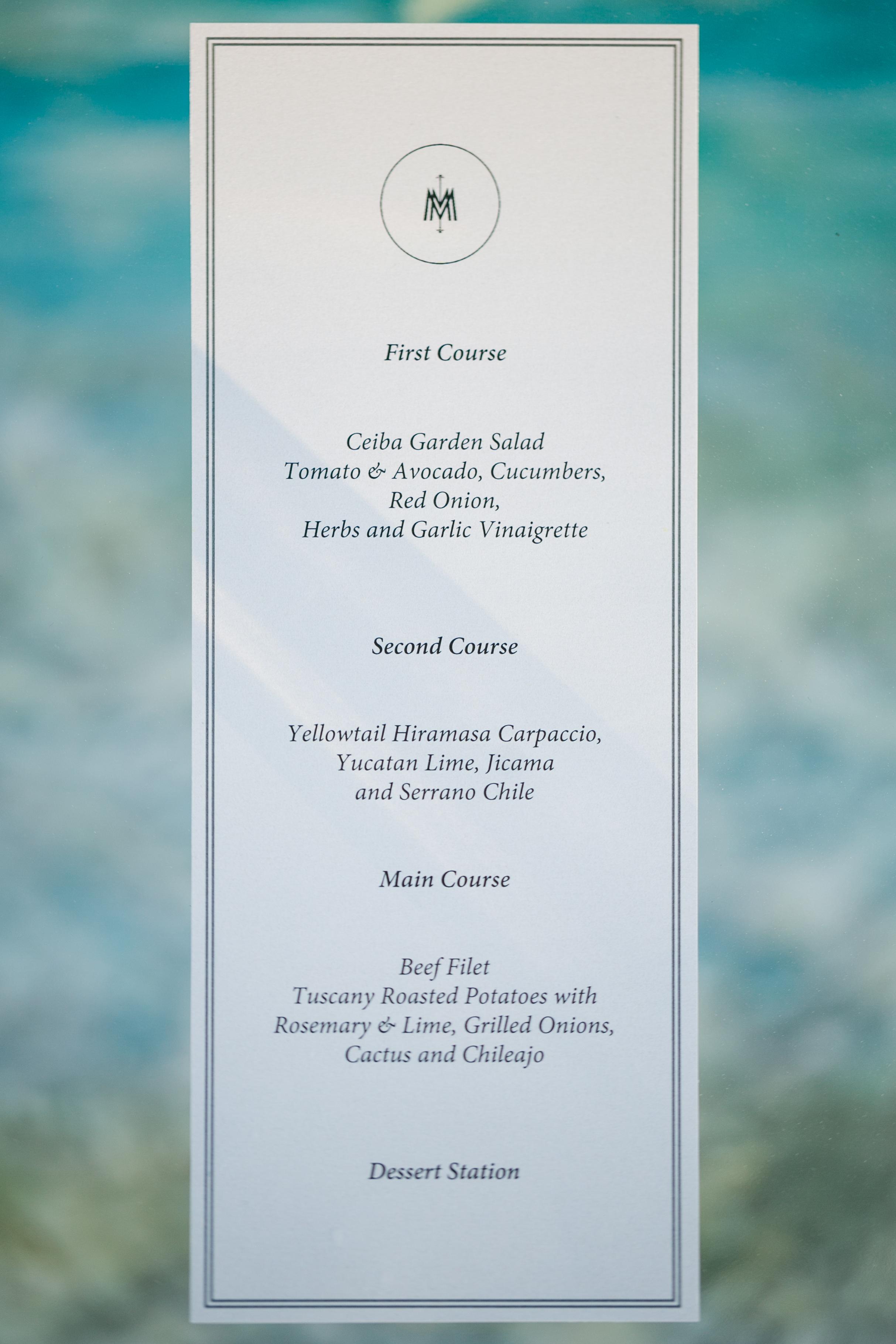 Riviera Maya Getaway: Dinner on the Sand - Elegant Occasions by JoAnn Gregoli