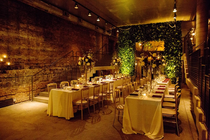 Our Event Space - A New Leaf Chicago