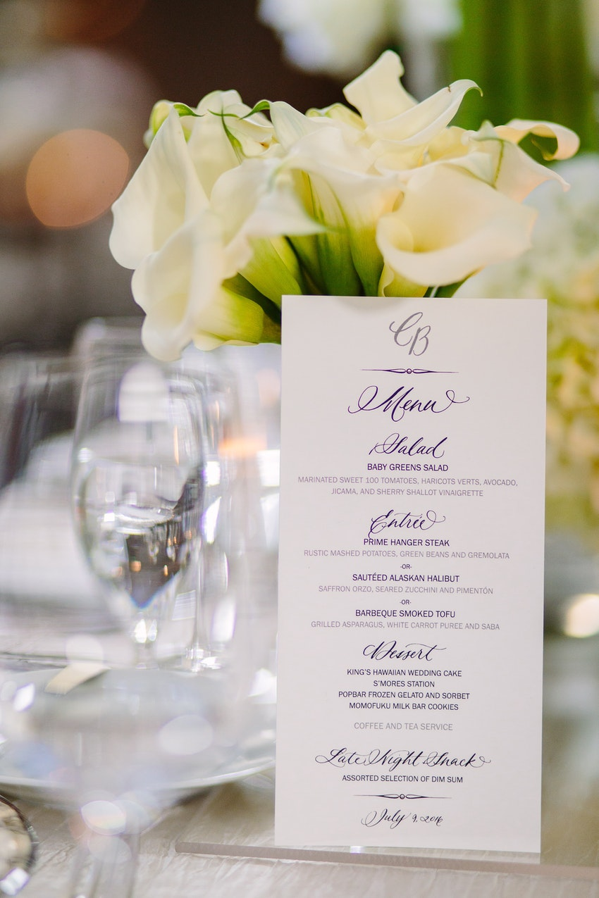 Keith J Laverty | Simply Stunning White Wedding | PartySlate