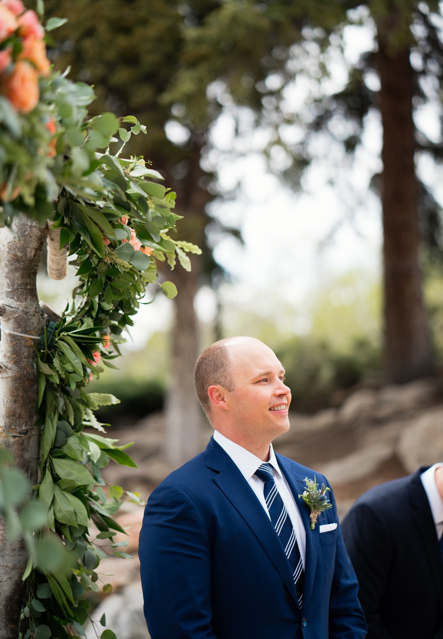 Karen+Jeff Brush Creek Ranch Wedding - Calluna Events