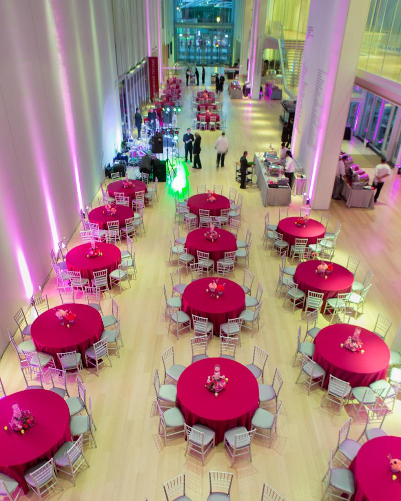Hospital Staff Appreciation Gala 2016 - Marquee Event Rentals