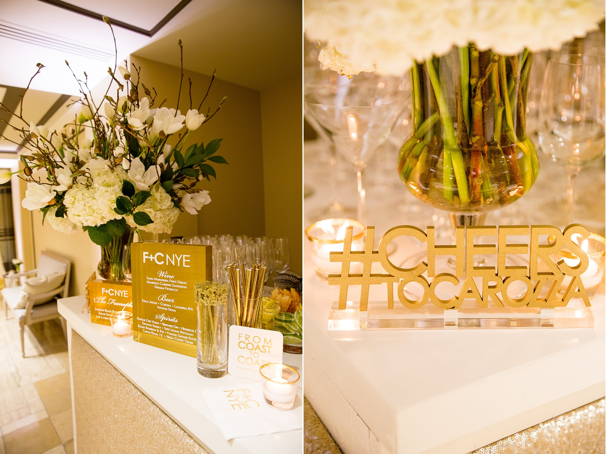 Kate Siegel Fine Events | Francesca and Christopher | PartySlate