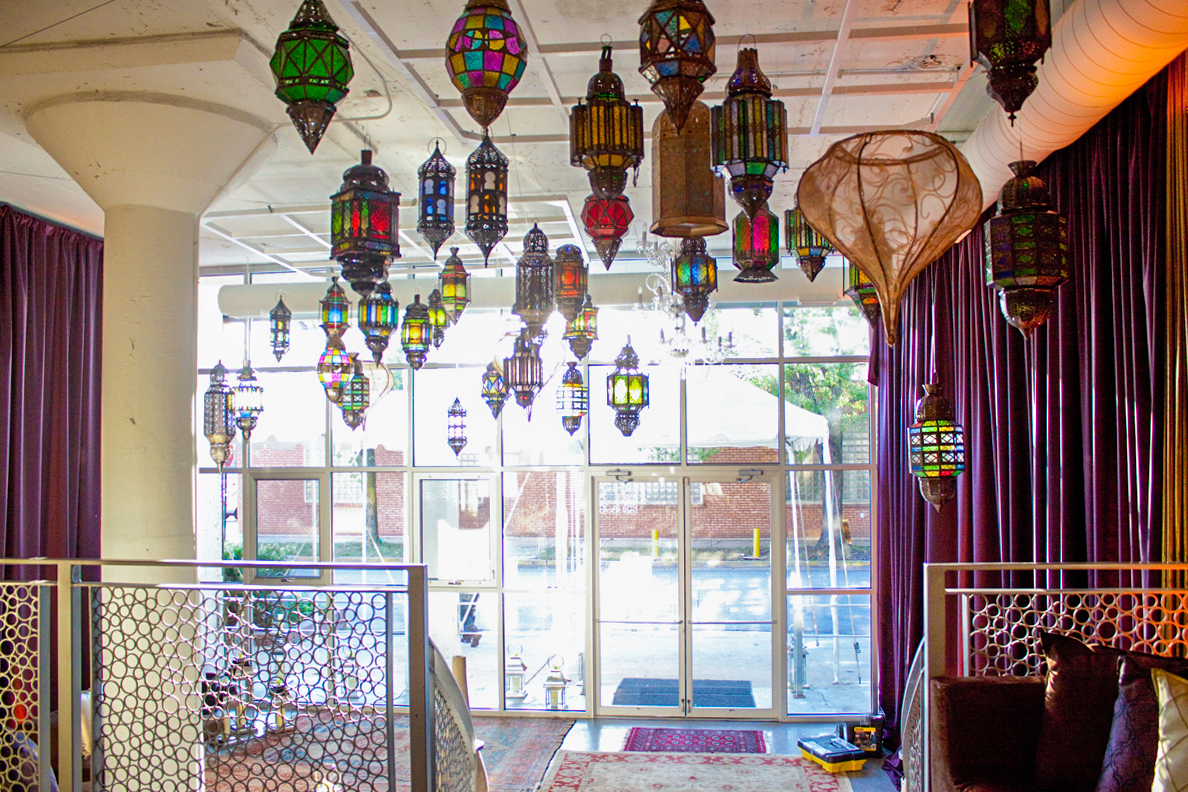 Moroccan Themed Party - Jennifer Anderson Events