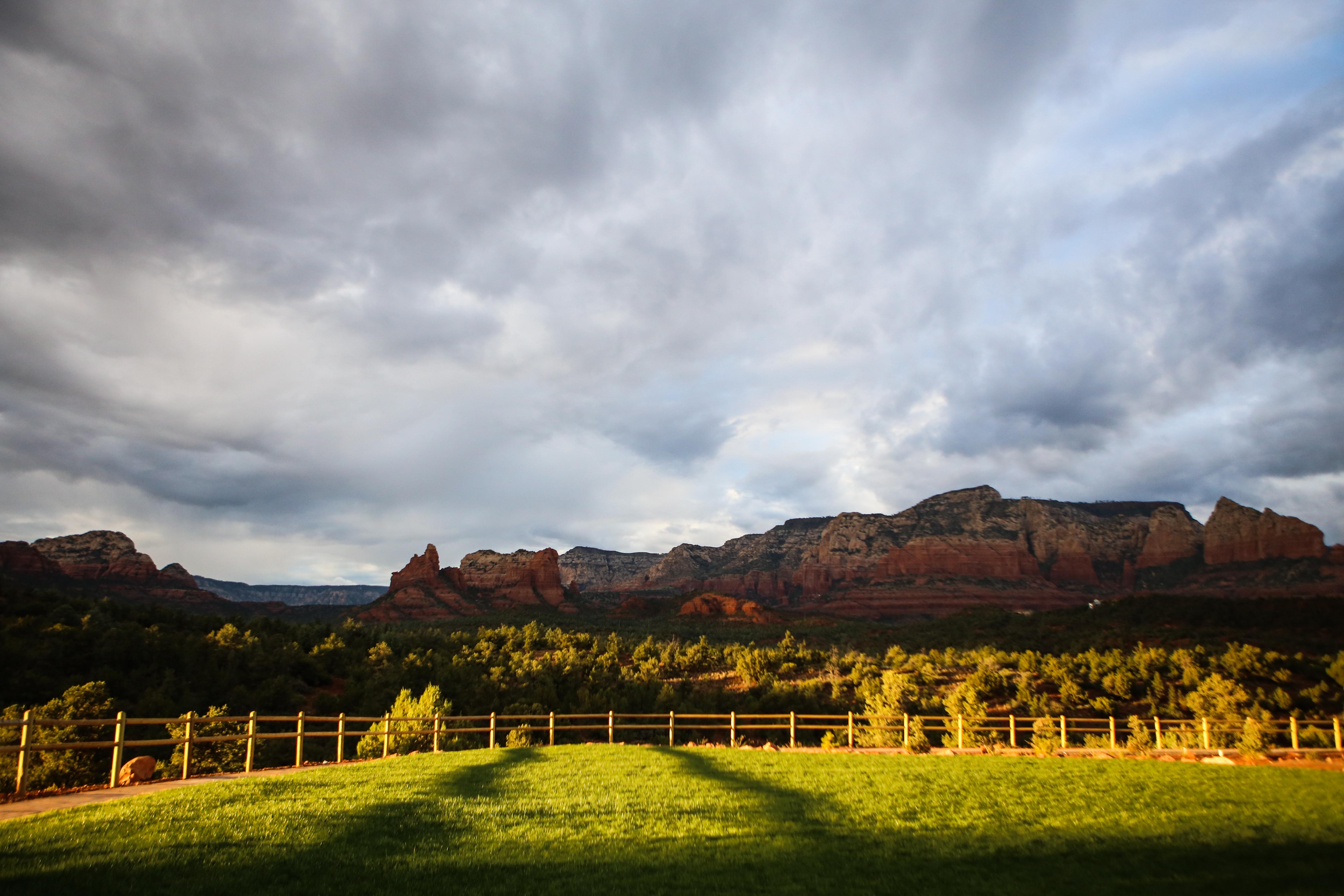 Picturesque Arizona Wedding - Misti Layne