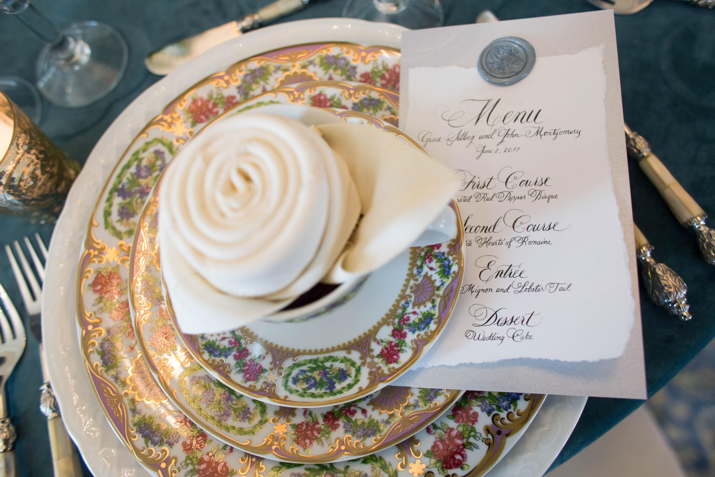 Grace Meets Glamour Boutique Bridal Affair - Christina Currie Events, Inc.