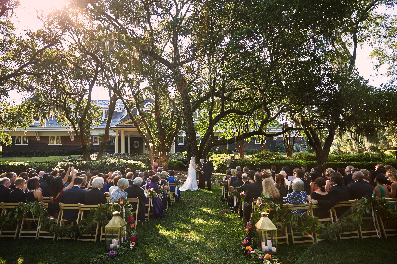 Romantic Fall Garden Inspired Wedding - WED