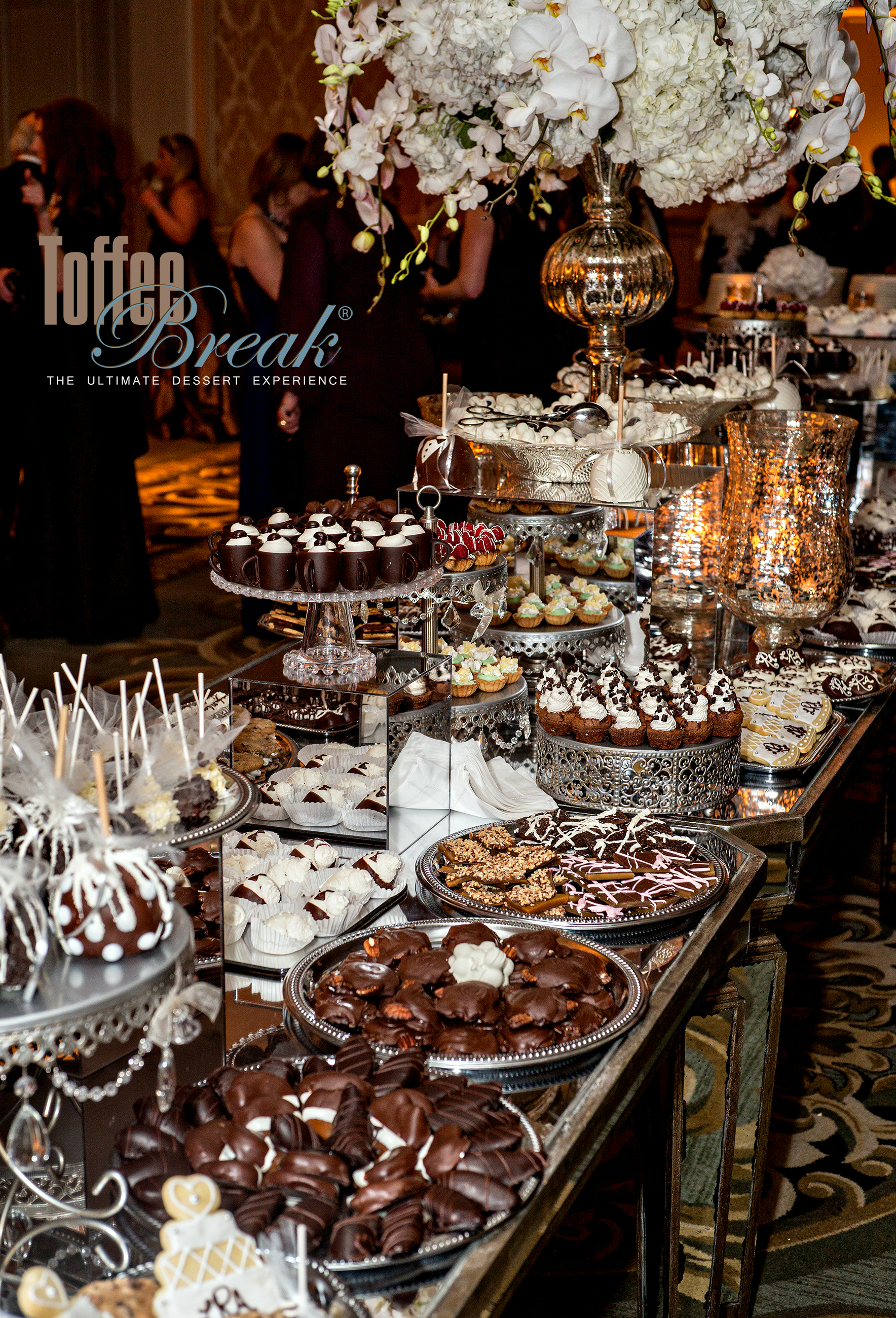 Posted by Toffee Break Desserts - A Caterer professional