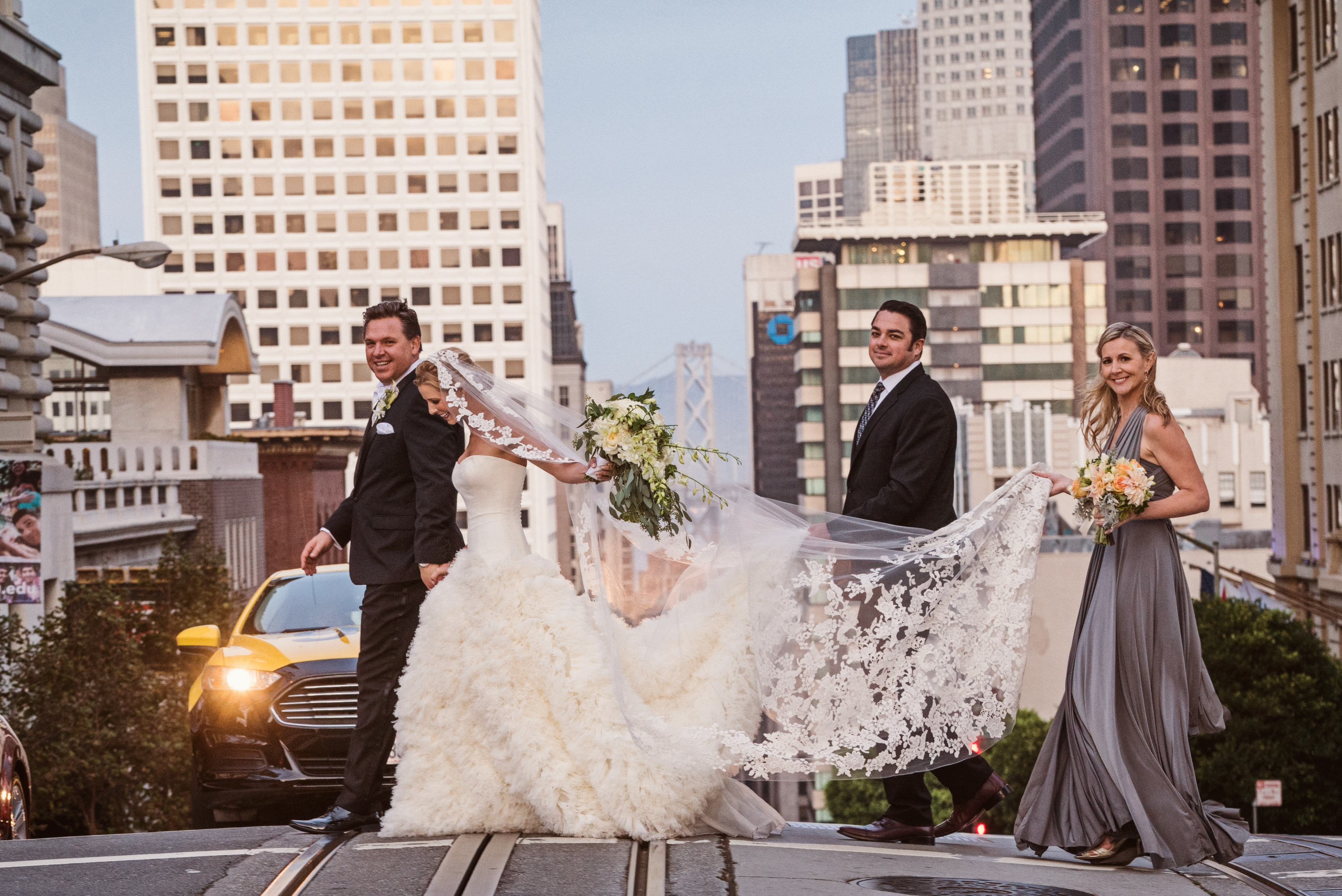 Traditional San Francisco Wedding | The Great American Music Hall - Andrew Weeks Photography