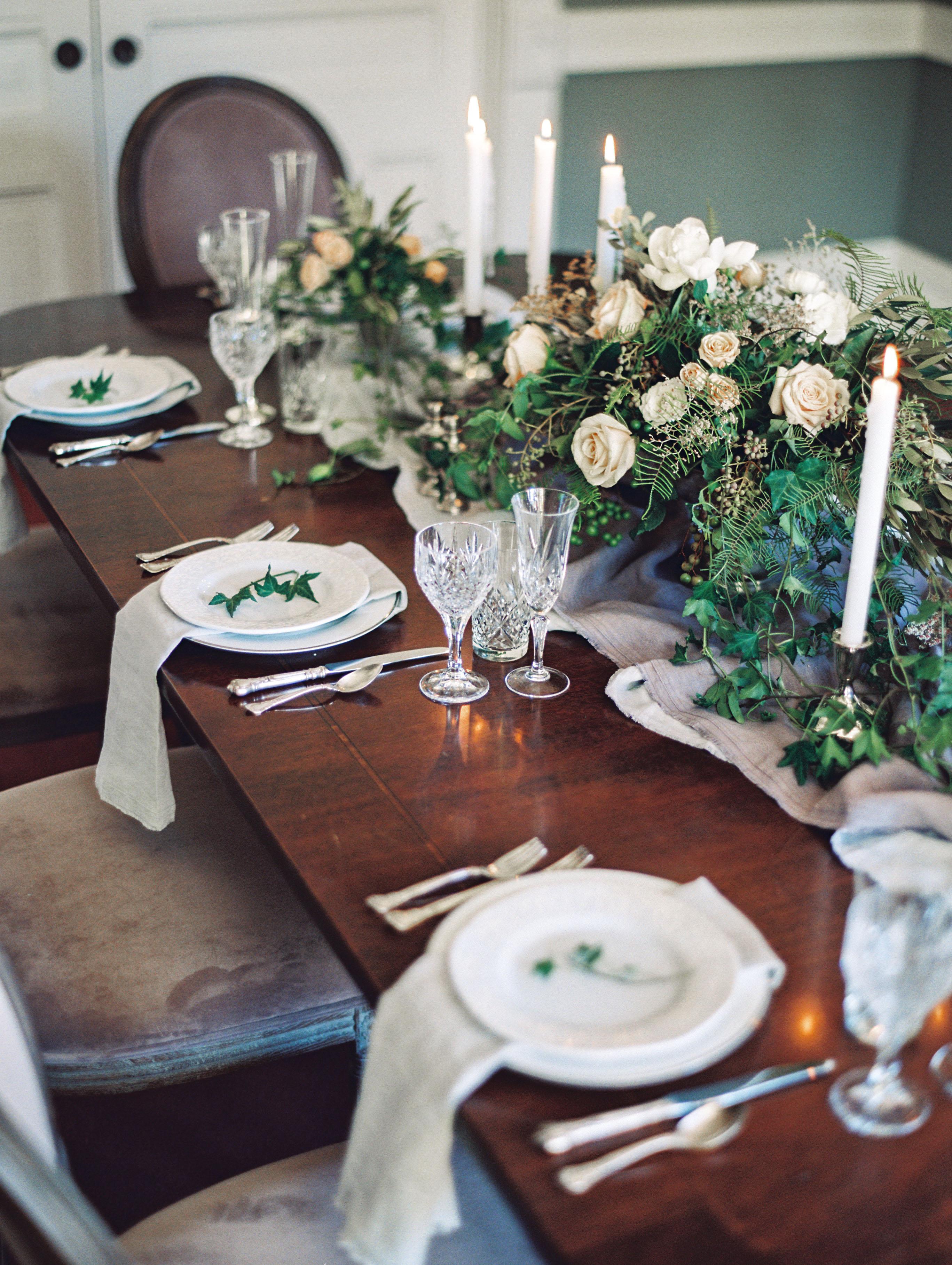 Garden-Inspired Colorado Wedding - Laurel & Rose