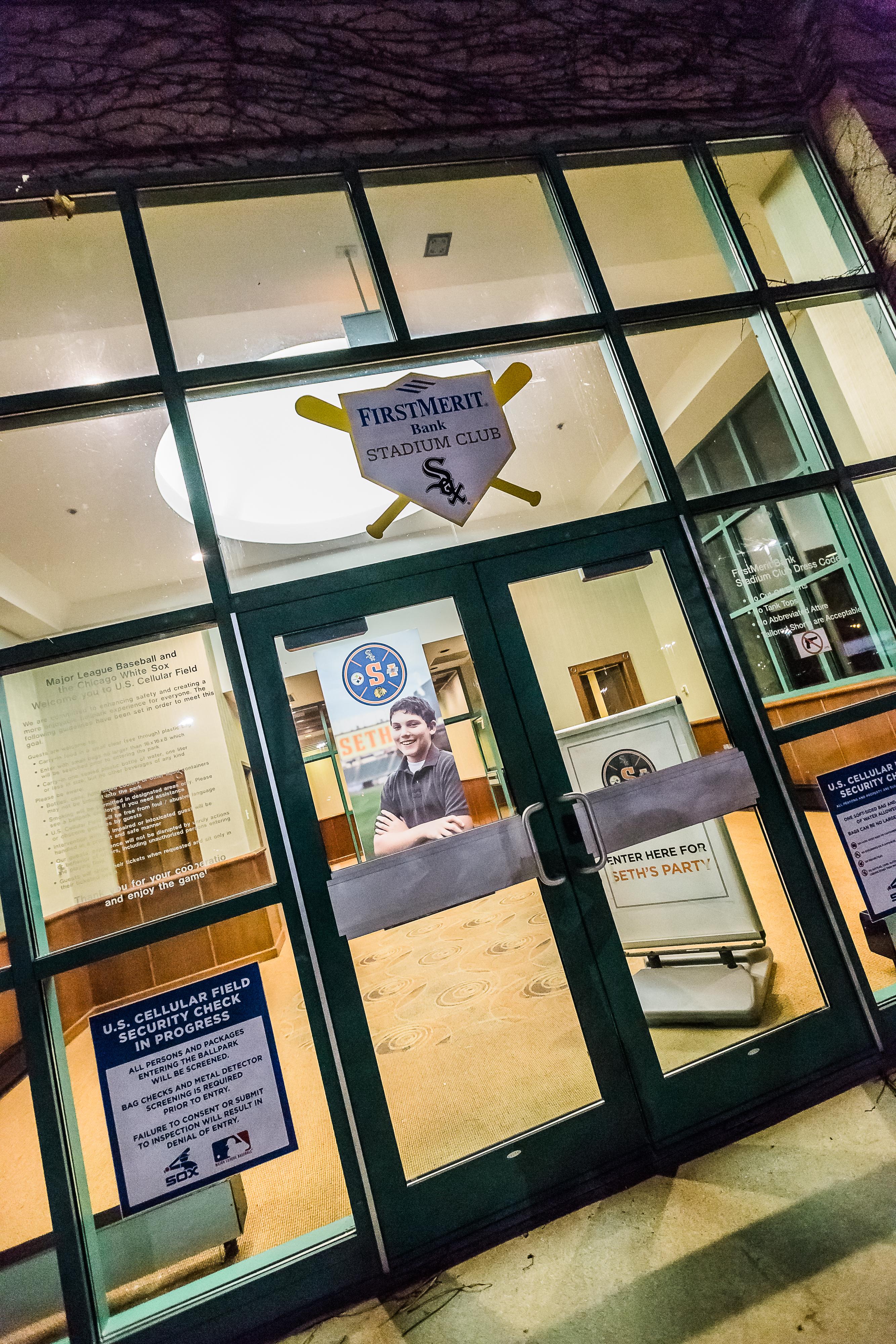 Minors & Majors Baseball Bar Mitzvah - BCR Events
