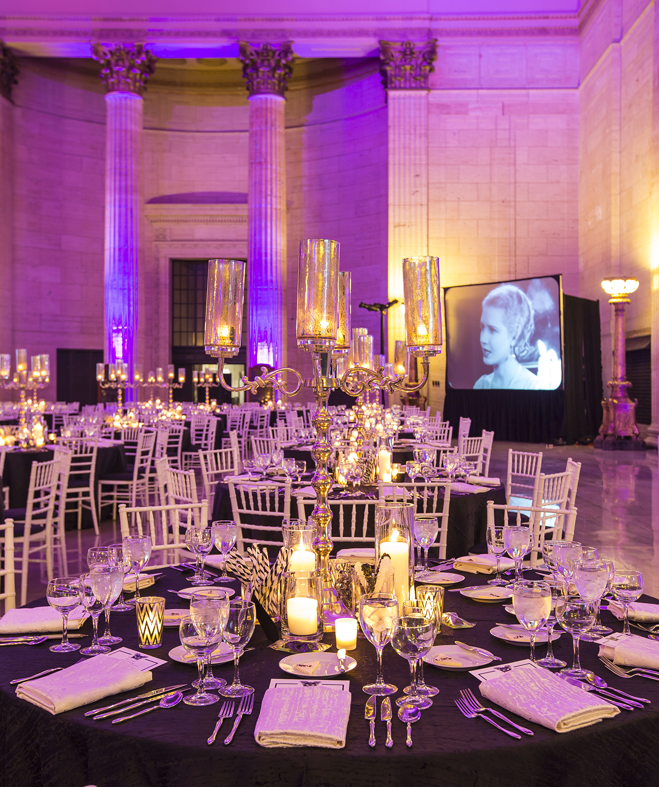 Sun Times Gala at Union Station - Event Creative