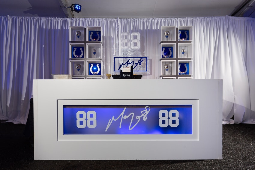 The Marvin Harrison Signature Bar