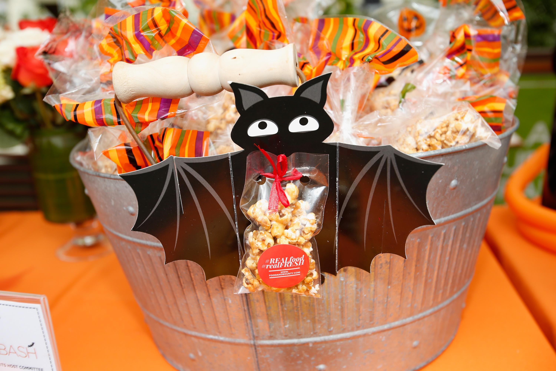 Halloween Bash Candied Popcorn