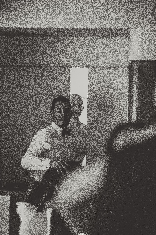 Sophisticated Miami Beach Garden Wedding - LuvRox Photography