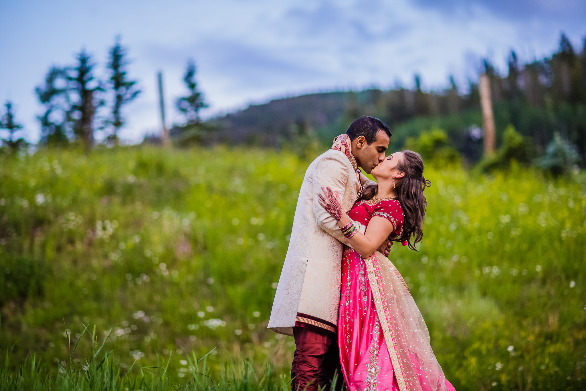Interfaith Wedding in the Mountains - Bella Design & Planning