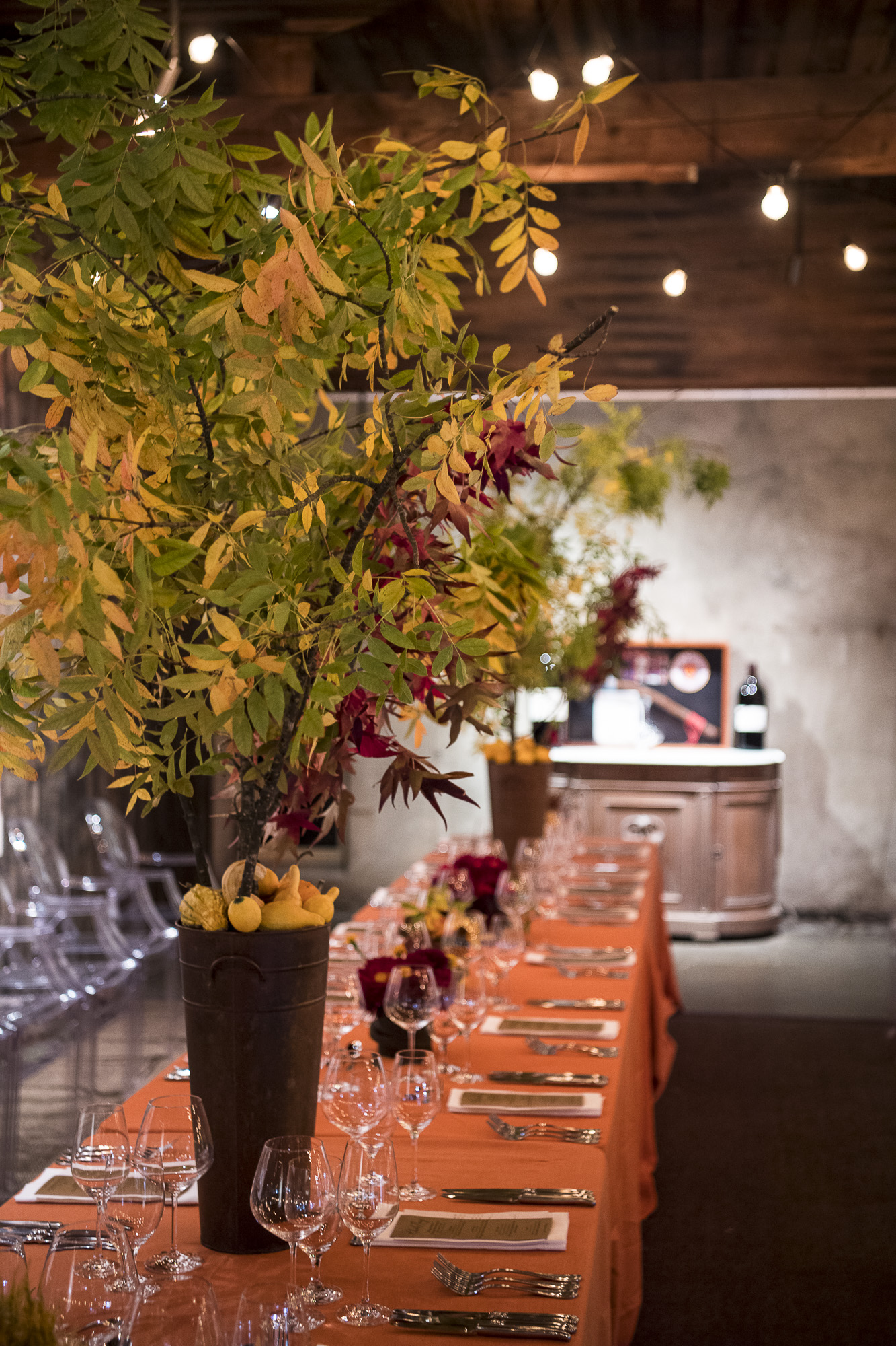 The Redwood Cellar Loft - Charles Krug Winery