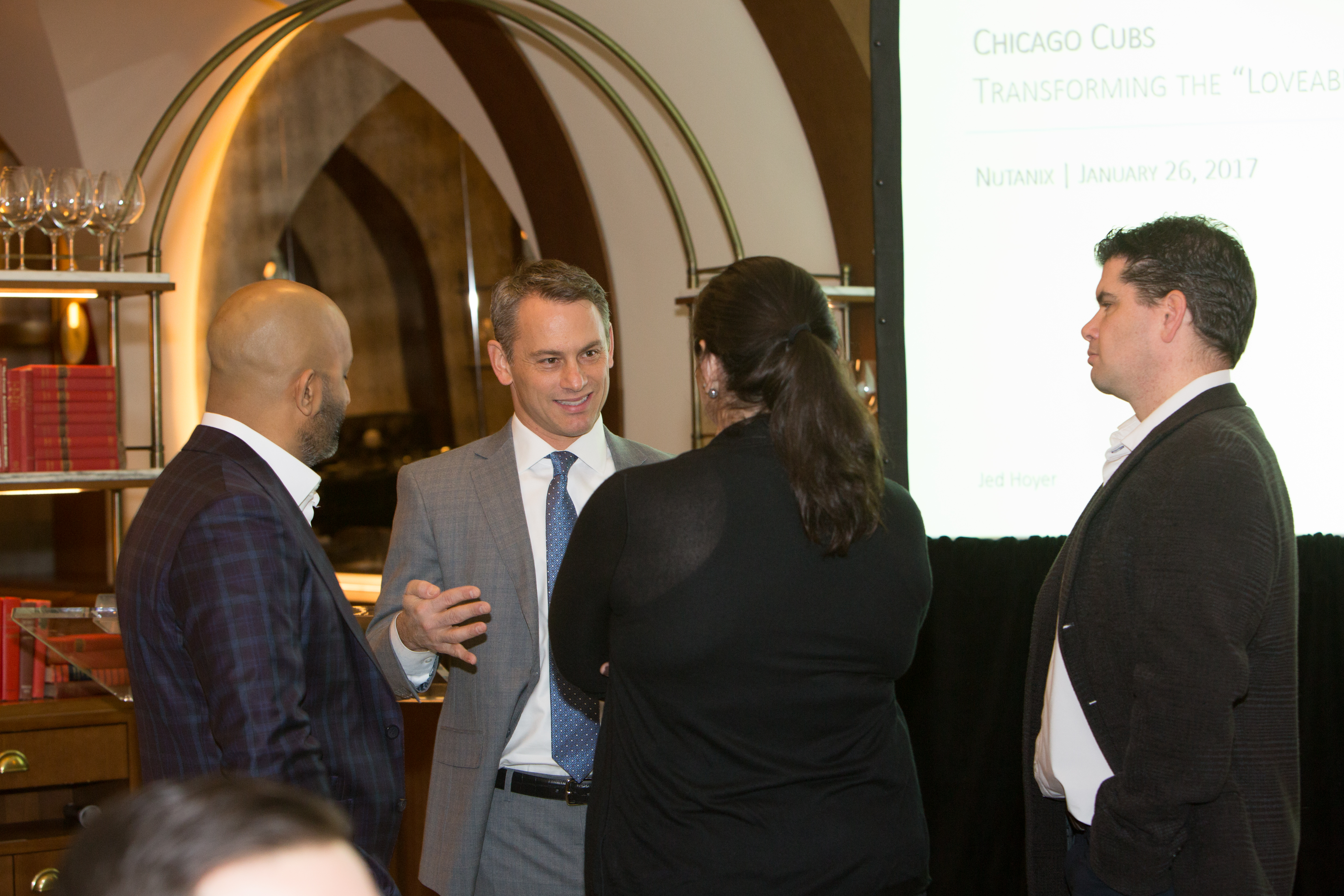 Nutanix & CDW Luncheon - Sheri Whitko Photography