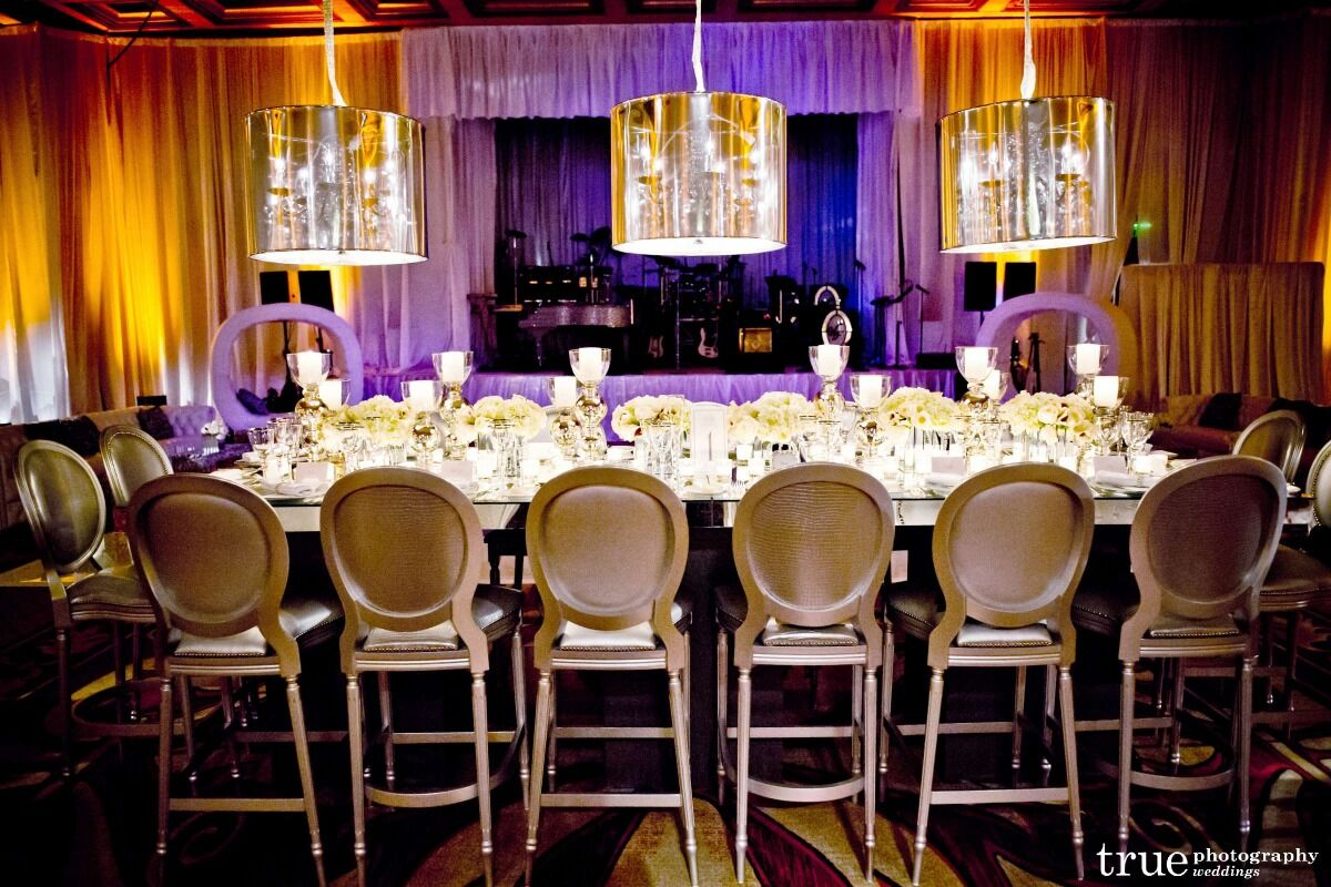 Glamorous San Diego Wedding - Linda Howard Events