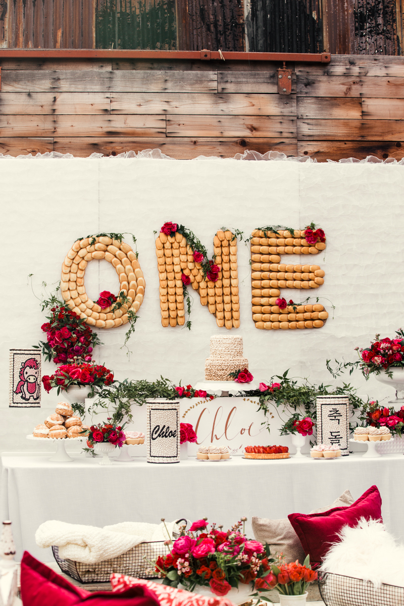 Whimsical First Birthday Party - Shawna Yamamoto Event Design