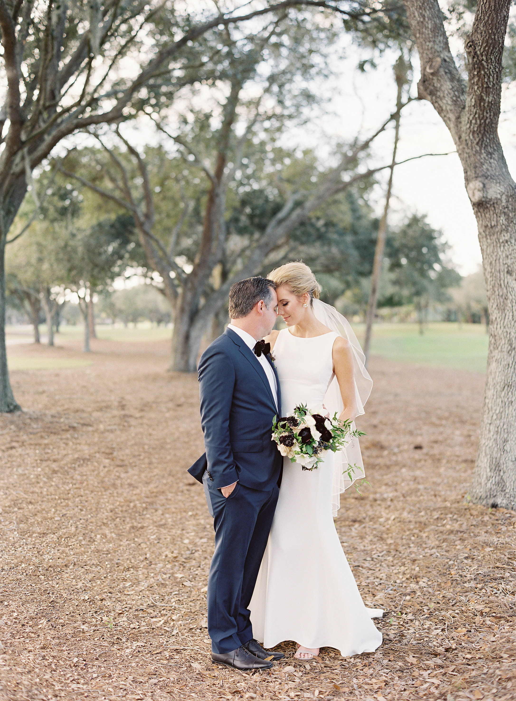 Elegant Wedding at Palma Ceia Golf & Country Club - Tracie Domino Events