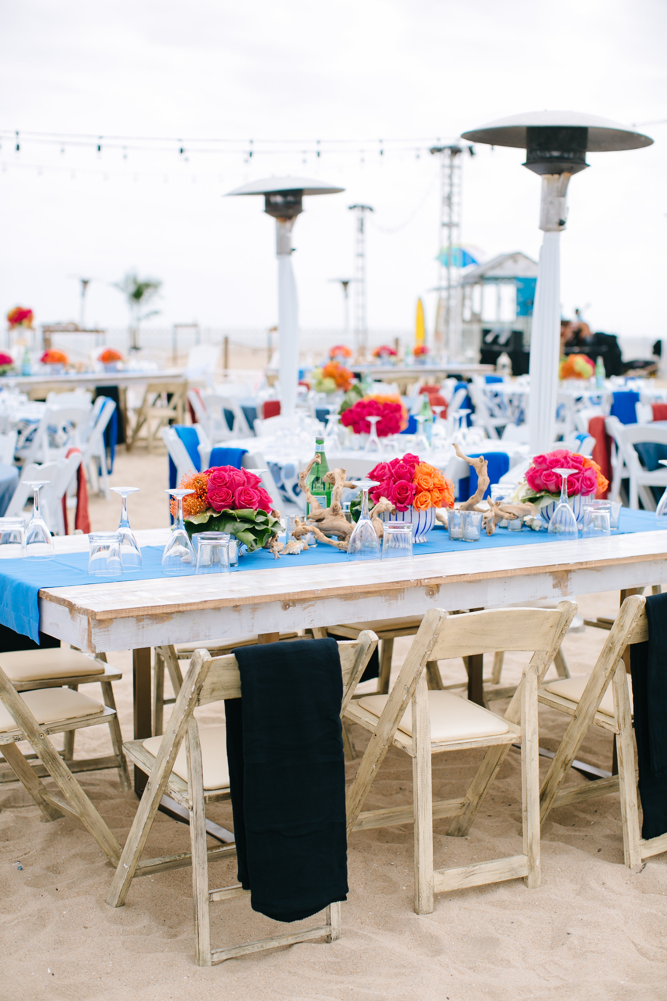 Corporate Beach Event - AOO Events