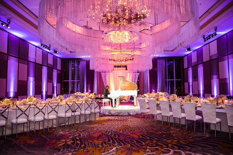 Romantic Las Vegas Wedding - AOO Events