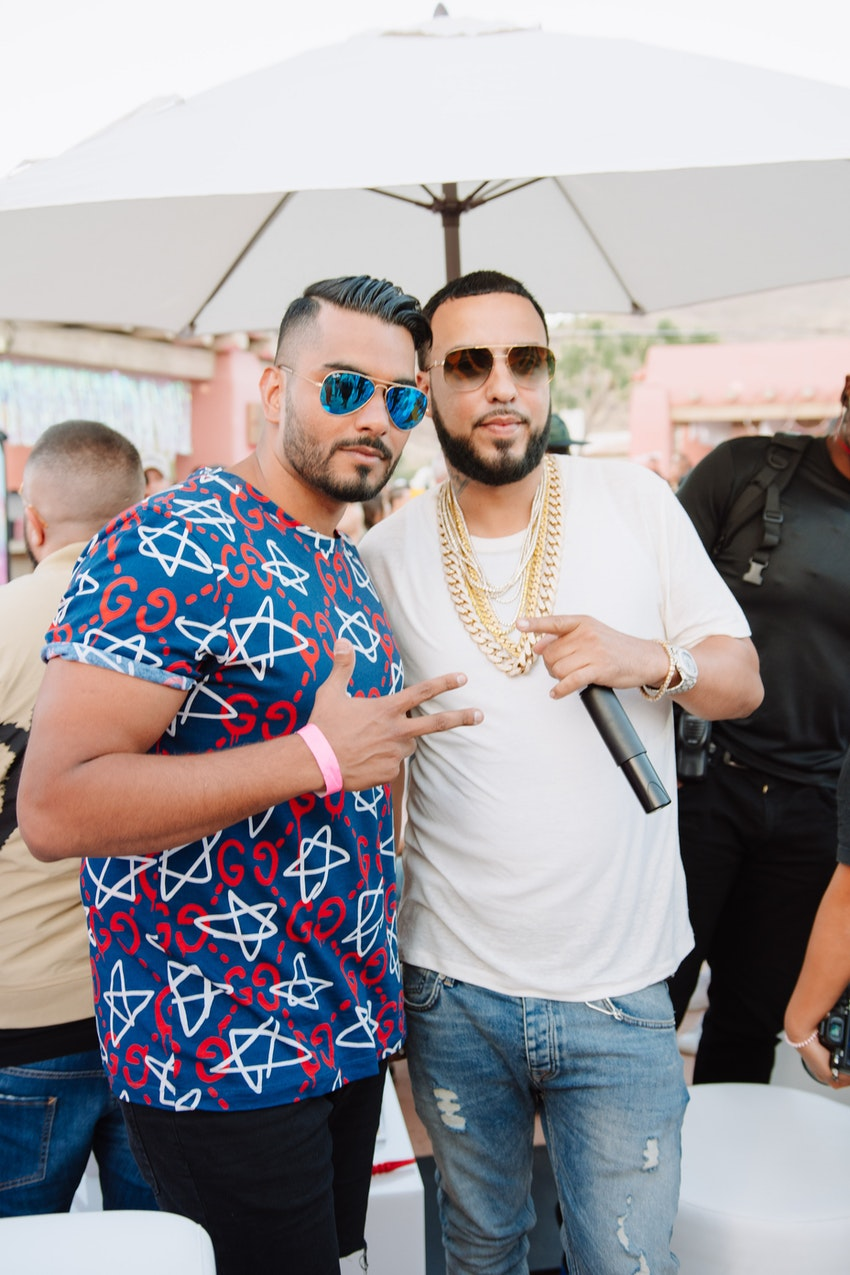Umar Kamani, CEO & Founder of Pretty Little Things & French Montana