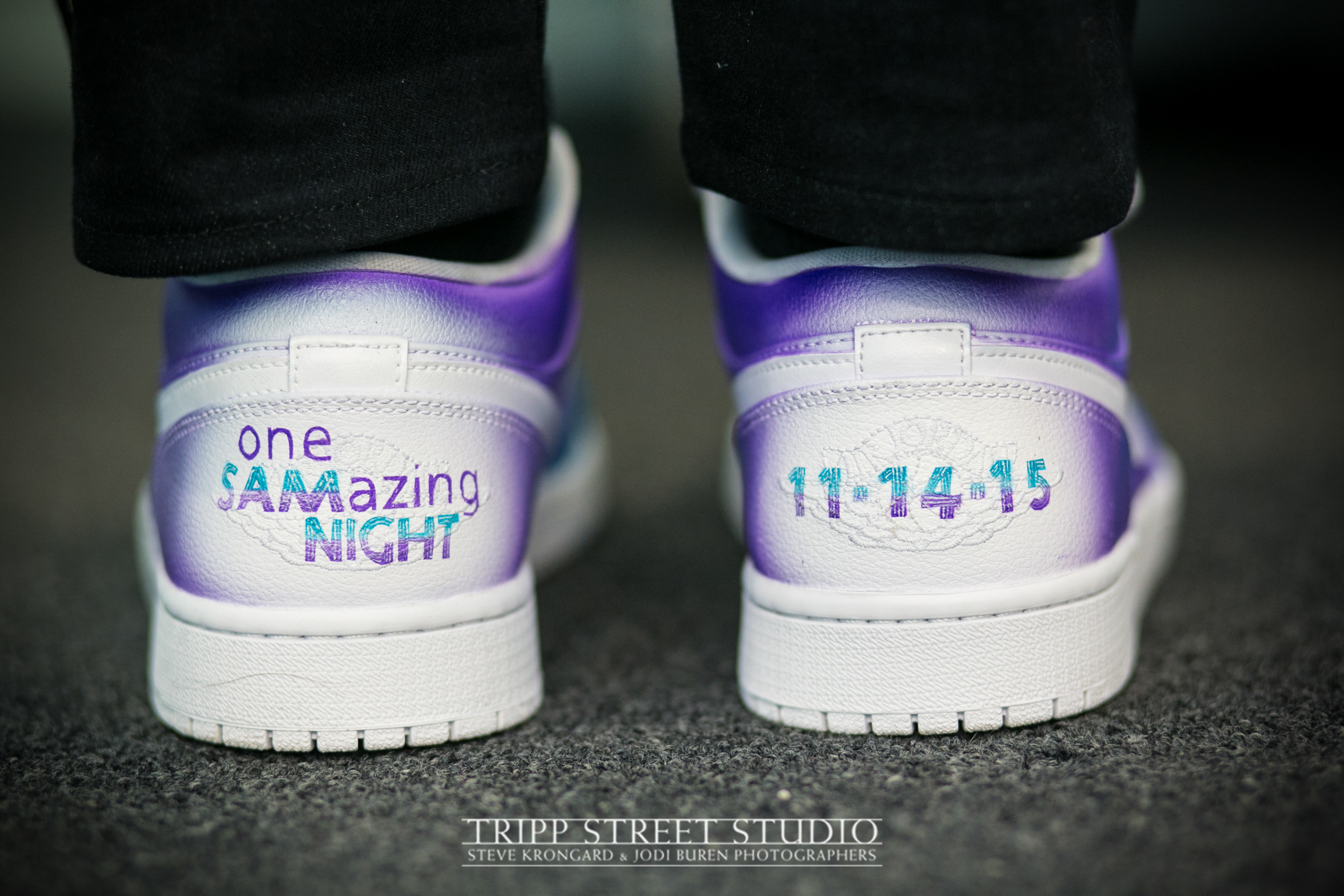 One SAMazing night - Carolyn Dempsey Design