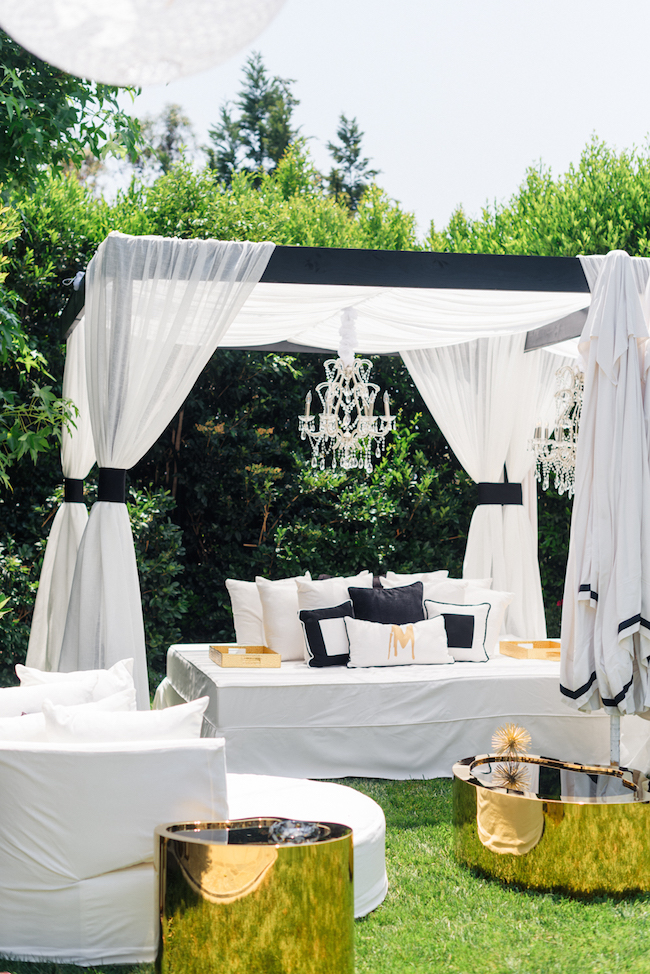 LUXURIOUS POOL PARTY INSPIRATION FEATURED ON REVERIE GALLERY - Revelry Event Designers
