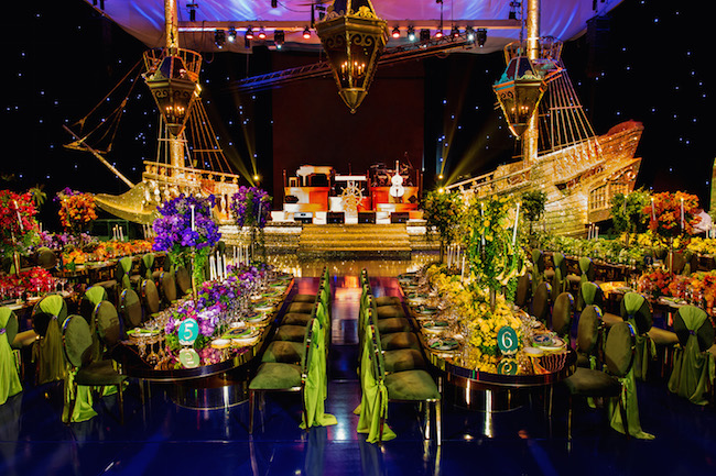EXTRAVAGANT PETER PAN BIRTHDAY PARTY FEATURED ON LOVE LUXE LIFE - Revelry Event Designers
