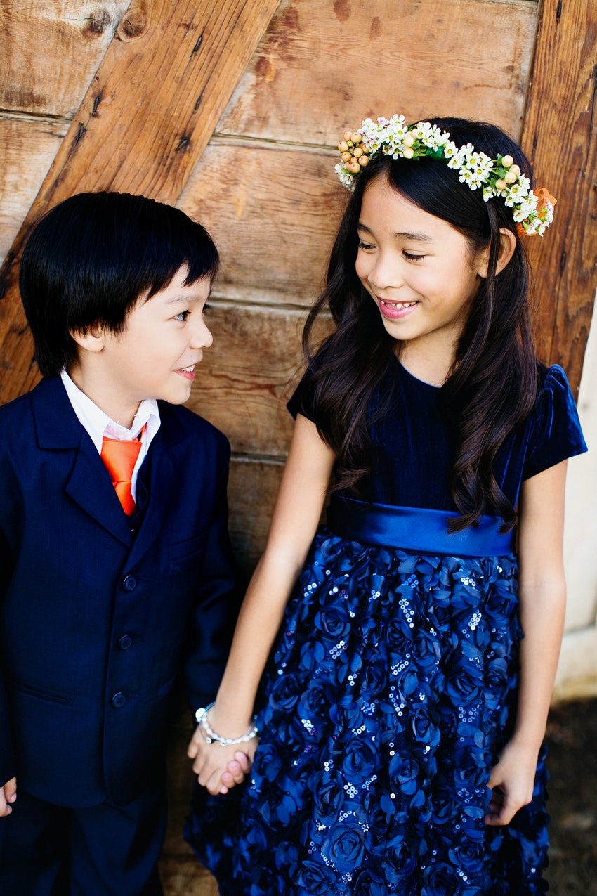 children attendants