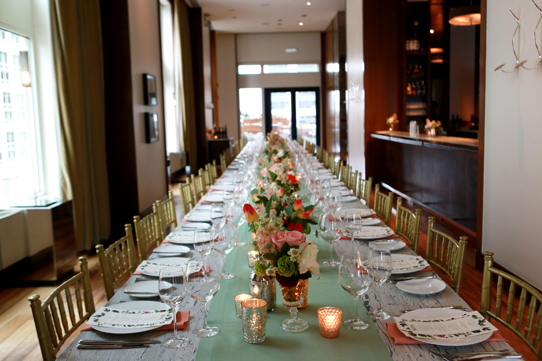Lounge Dinner - Park Hyatt Chicago