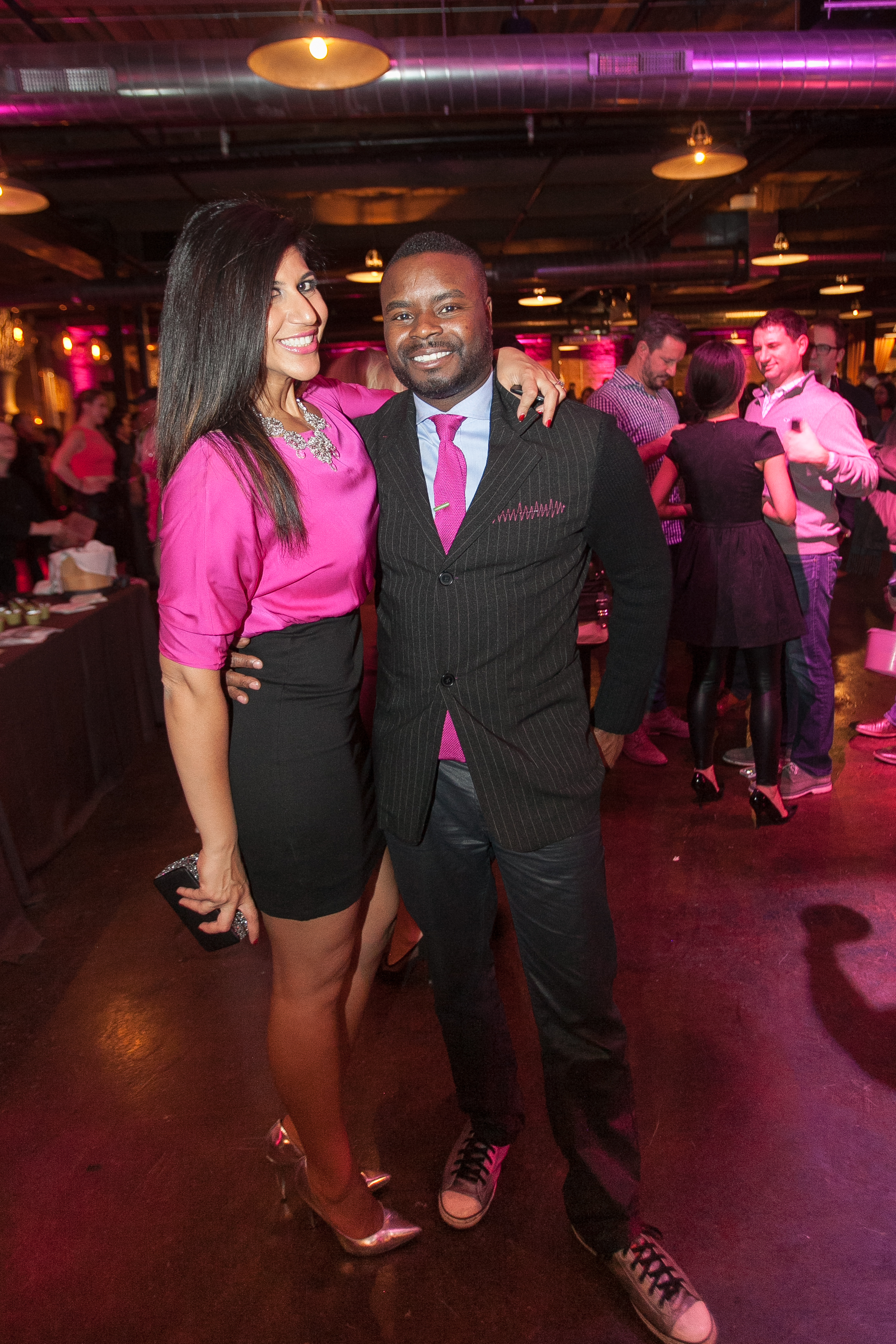 Tickled Pink for Bright Pink Fundraiser 2015 - Paramount Events