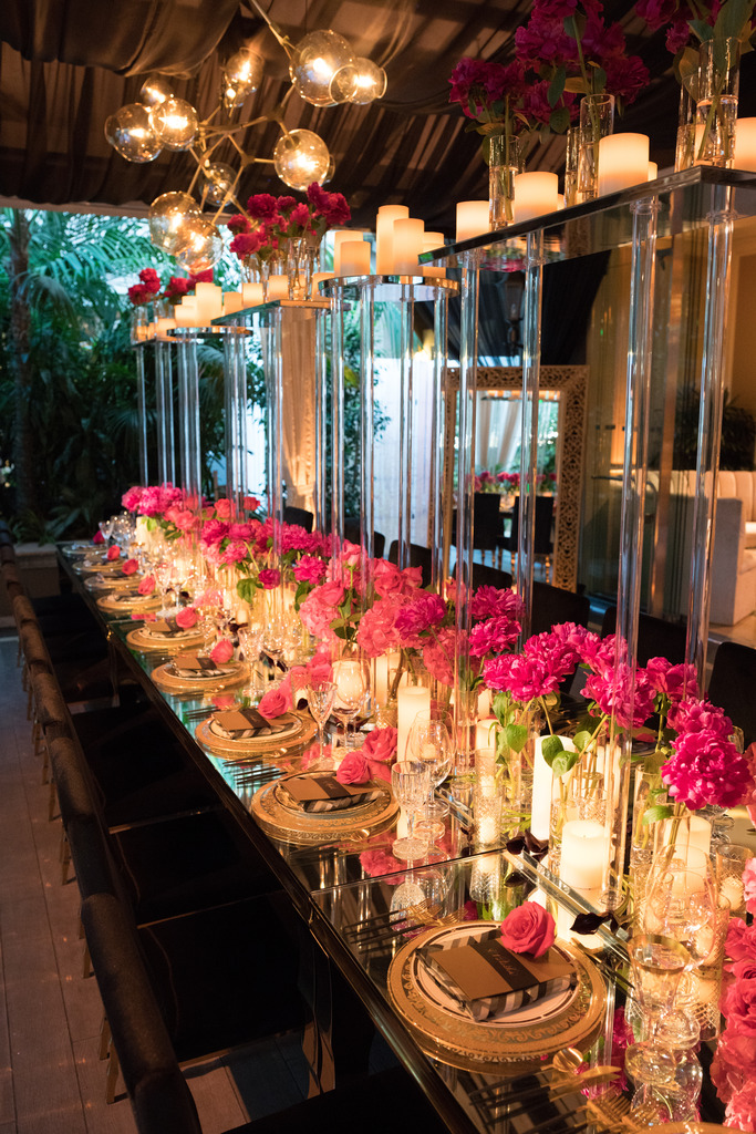 Private Dinner - Images By Lighting
