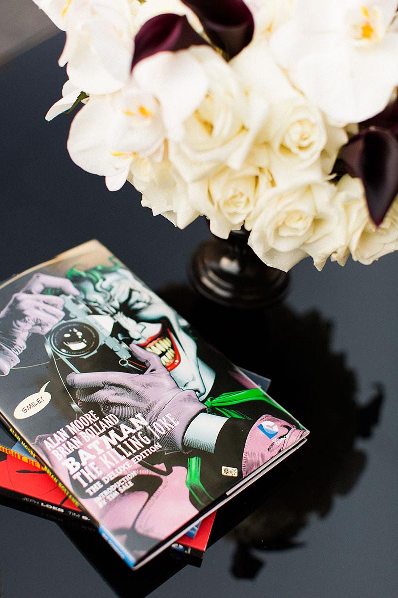 Holy Hollywood Wedding Batman! - Warner Bros. Special Events