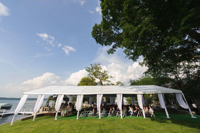 Elegant Lake Geneva Wedding - Bliss Weddings & Events